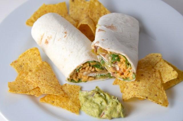 Quick Taco Wraps
