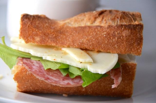 soppressata sandwich