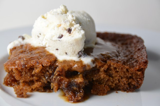 Healthy Makeover Sticky Toffee Pudding