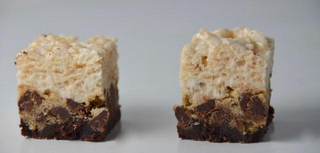 Bake Sale Trifecta Bars