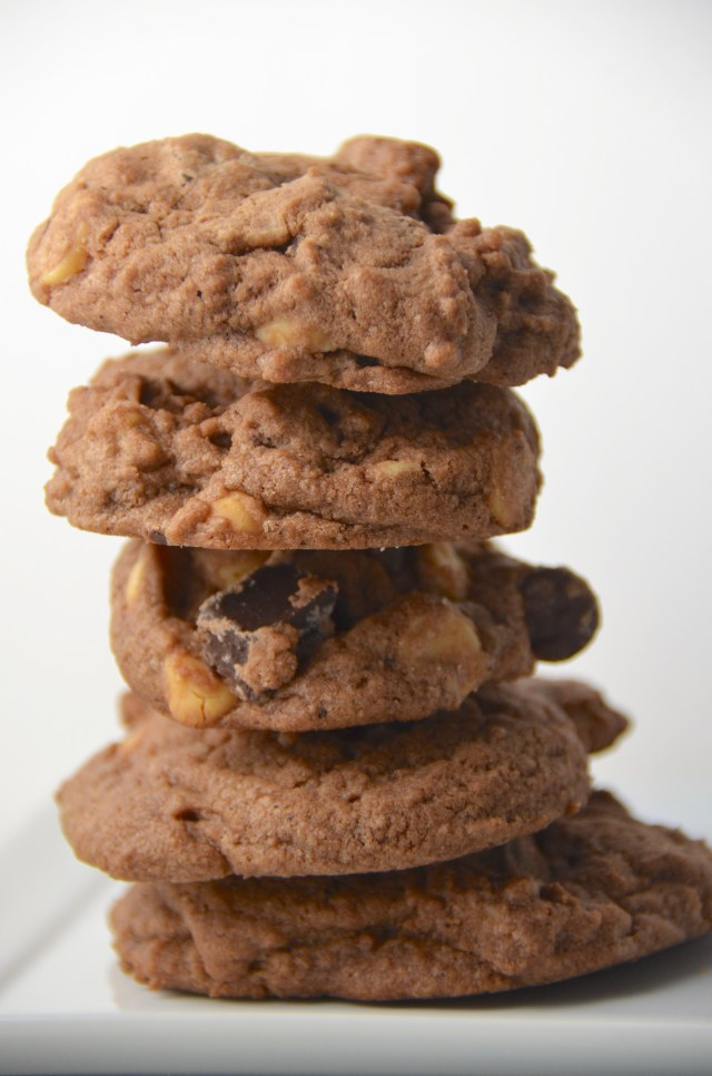 Guinness Chocolate Chunk Cookies