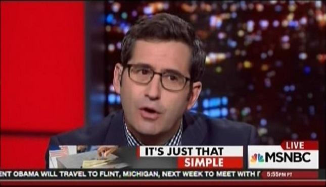 MSNBC Welcomes Back Sam Seder After Joke Tweet Controversy