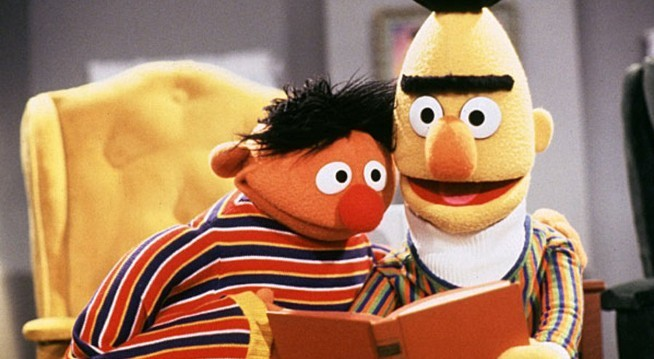 Bert and Ernie sexual orientation