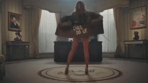Melania Look-Alike Strips in Rapper T.I.'s Music Video
