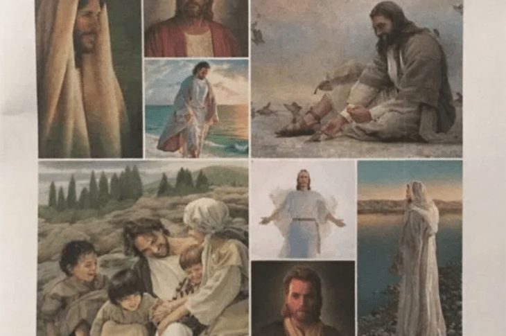 Mormon Church Mixes In Obi-Wan Kenobi With Jesus On Program