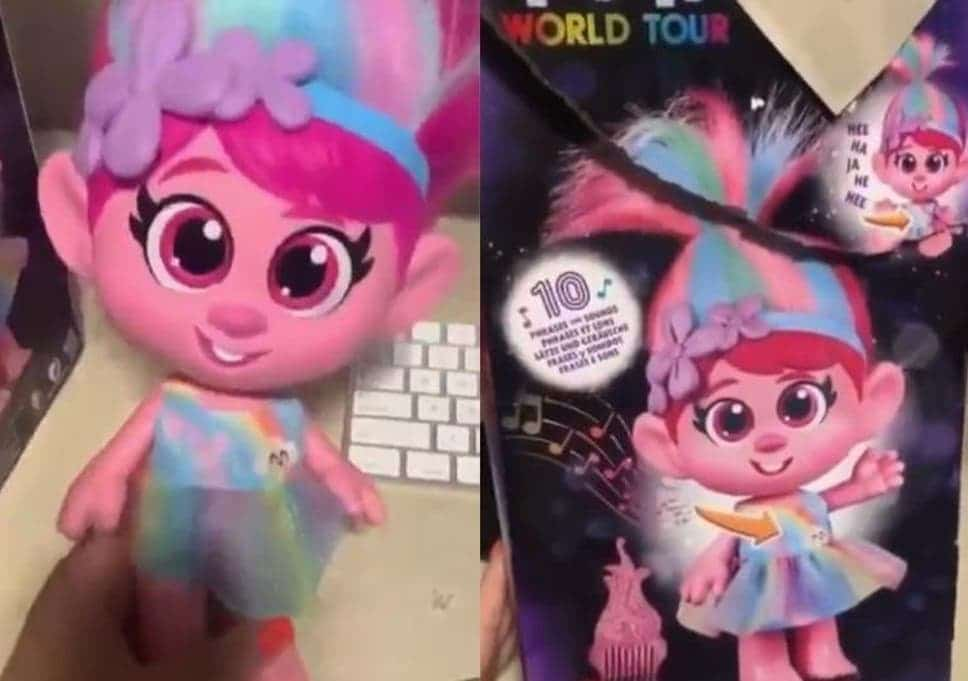 Hasbro Pulls Trolls Doll