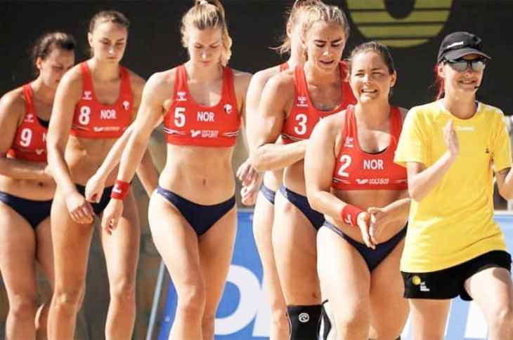 Norwegian Bikini Bottoms Scandal