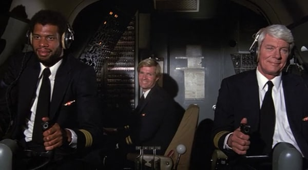 """""""Airplane!"""" Creators Says Comedy is Being Destroyed by Twitter's 9%"""
