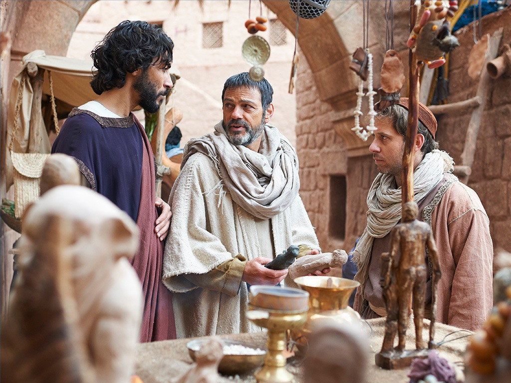 7 powerful passages from The Book of Acts that show that the Apostle Paul  used evidence and reason to turn the world upside down for Jesus.   Is Jesus  Alive?