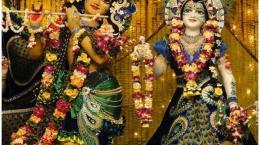 Sri Radha Madhava, Mayapur | ISKCON Bangalore