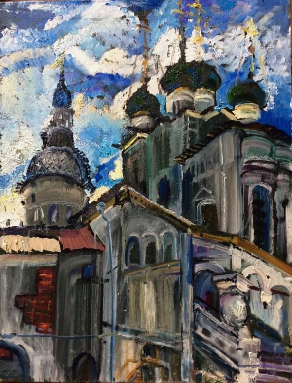Ольга Симонова, Ростовские купола