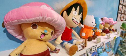 讓人哭得嫑嫑的20個經典場景,都在「台灣航海王專賣店」、西門町、壓幣機
