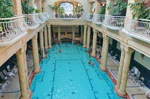 【匈牙利布達佩斯】百年溫泉蓋勒特溫泉浴場,免排隊門票體驗