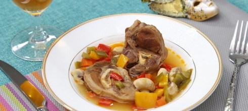 【米蘭燉羊膝食譜】lamb ossobuco 浪漫優雅的義大利療癒美食