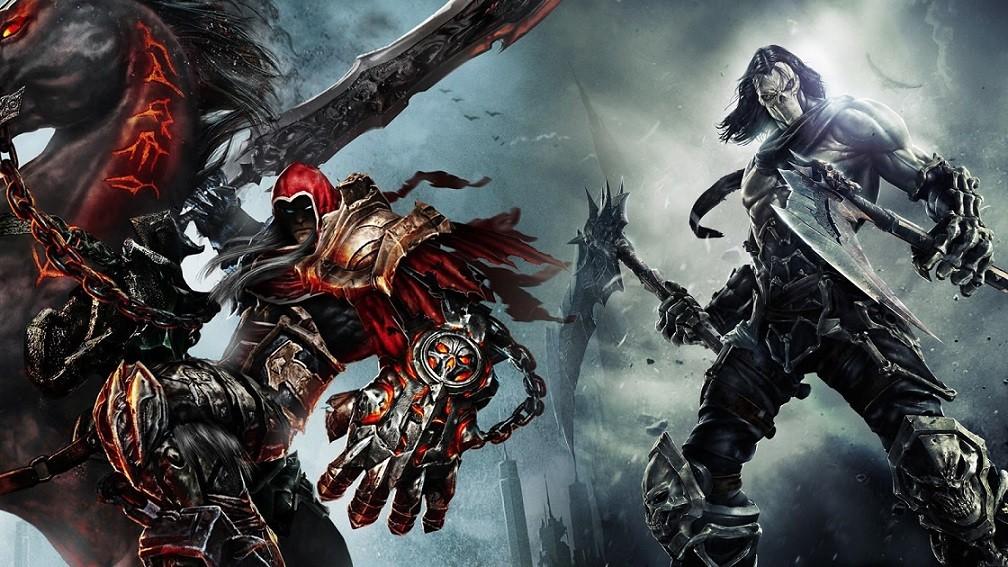 Guerra y Muerte, los protagonistas de Darksiders 1 y 2