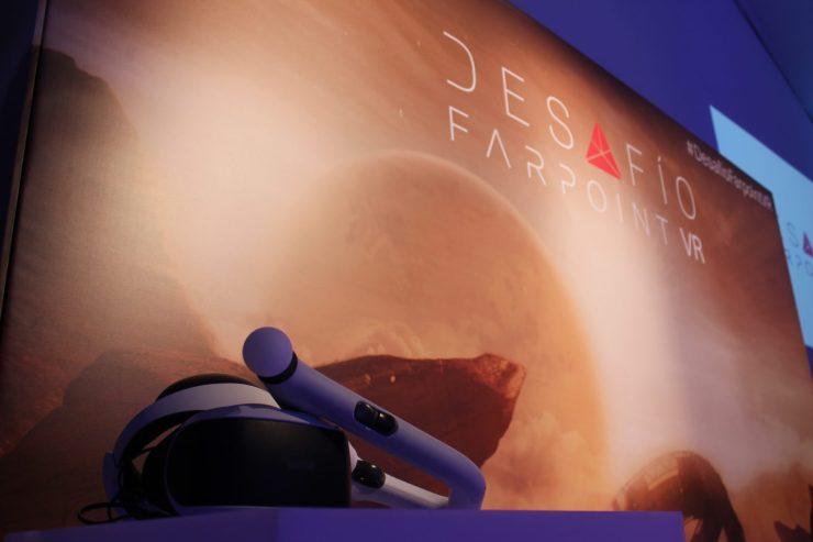 Desafío Farpoint VR