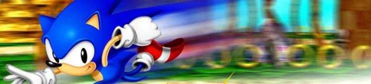 Sonic Lost Skateboarding