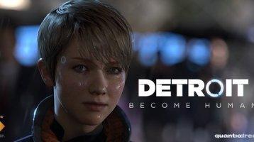 E3 2017: Trailer con Gameplay de Detroit Become Human