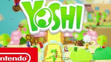 E3 2017: Yoshi llegará a Nintendo Switch