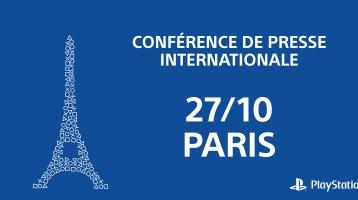 Sony dará una conferencia en Paris Games Week