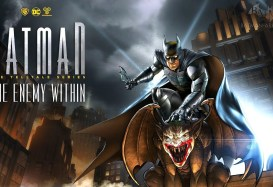 Batman: The Enemy Within; arranca su segunda temporada