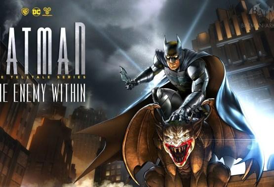 Batman: The Enemy Within; arranca su segunda temporada