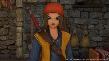 DRAGON QUEST XI: Echoes of an Elusive Age_20180712124636