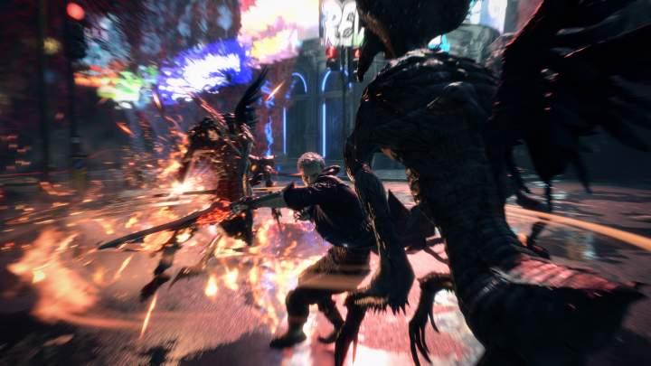 Devil May Cry 5: 16 minutos de gameplay a 4K desde Gamescom