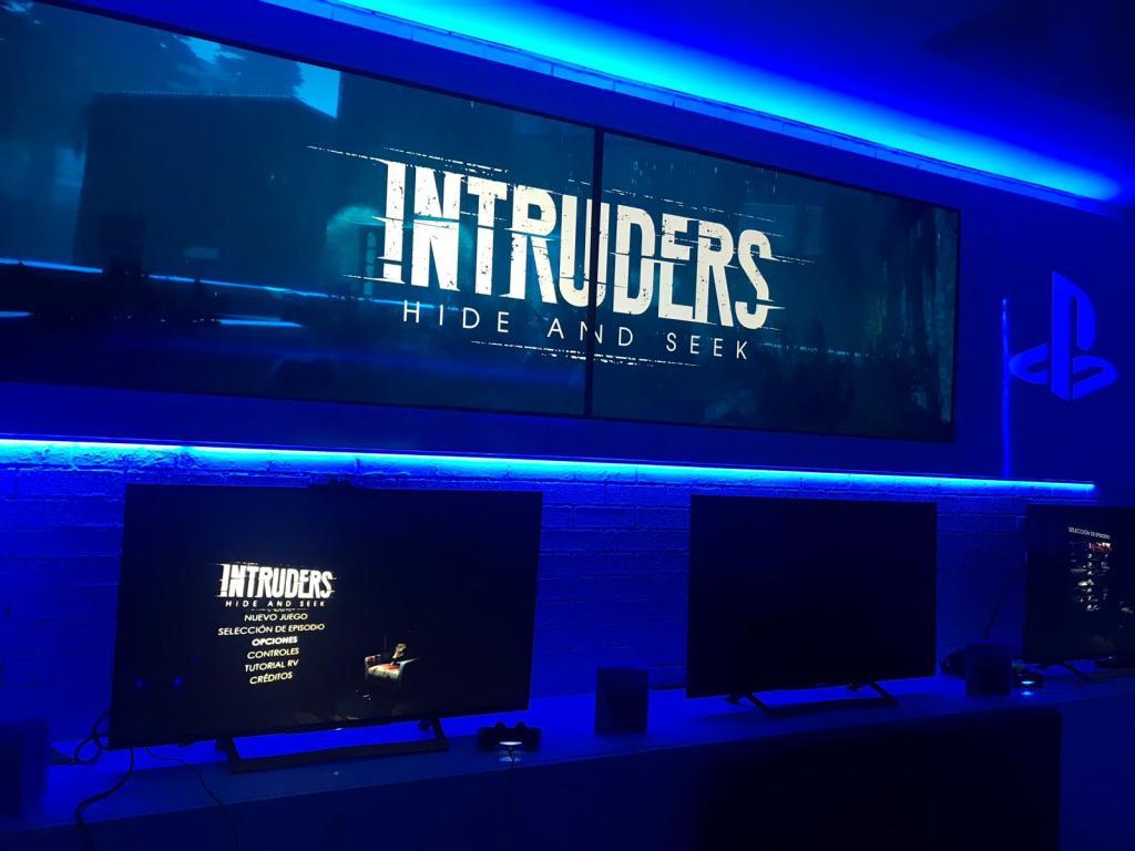 Resultado de imagen de intruders hide and seek presentación