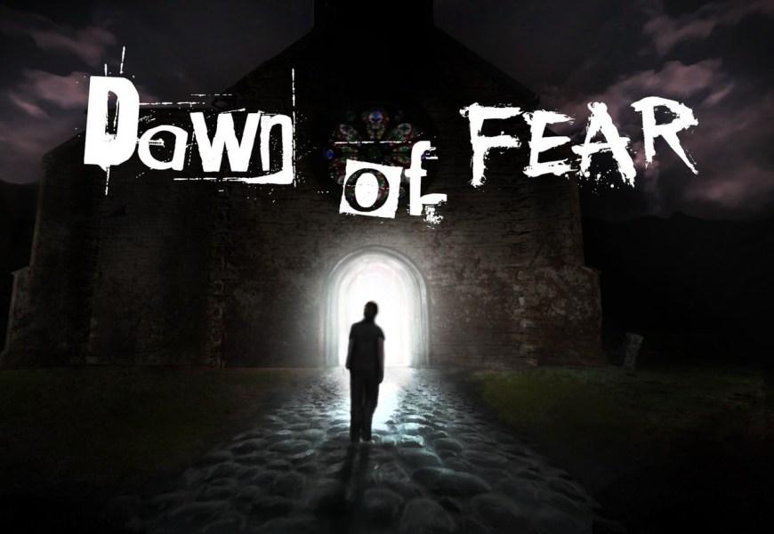 Portada Dawn of Fear