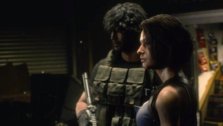 Jill y Carlos