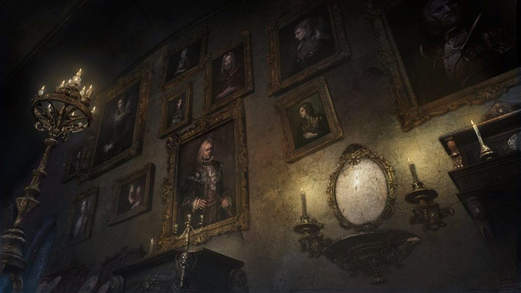 A vueltas con la narrativa de Bloodborne.