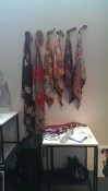 Julia's scarves