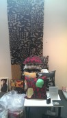 Lyn's cushions