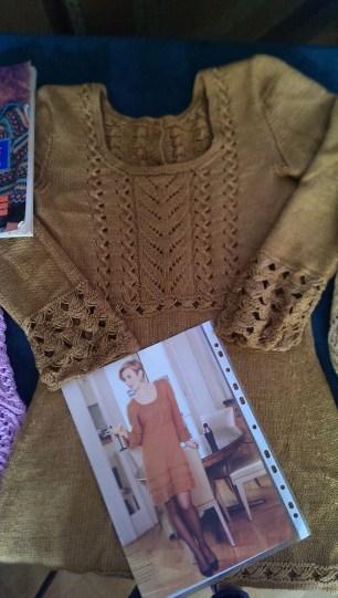 Knitwear by Amanda Jones