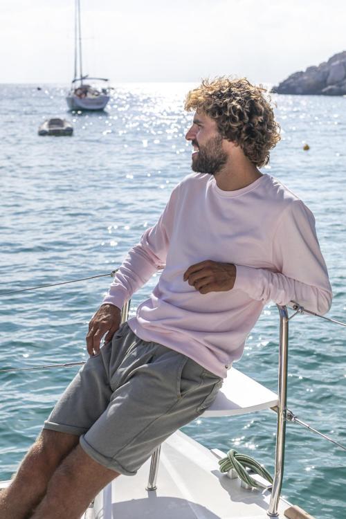 Basic Comfortable Sweater Soft - Pink
