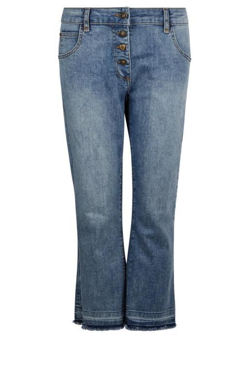 5-pocket Jeans - Blue