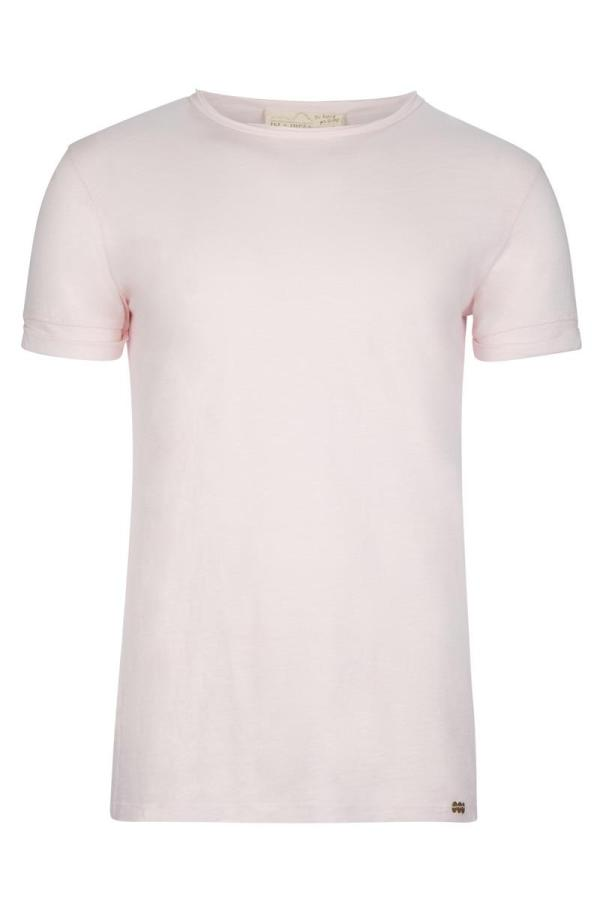 Basic Short Sleeve T'Shirt Soft - Pink