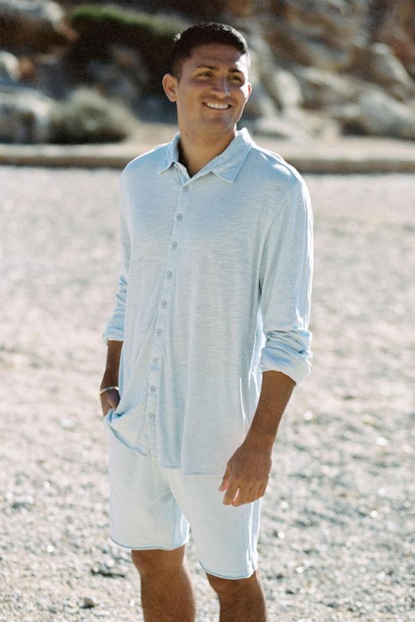 Men's Shirt Torrent - Blue