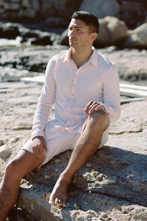 Men's Shirt Torrent - Pink