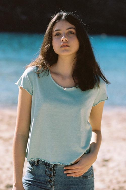 Short Sleeved T-Shirt Balearic - Green