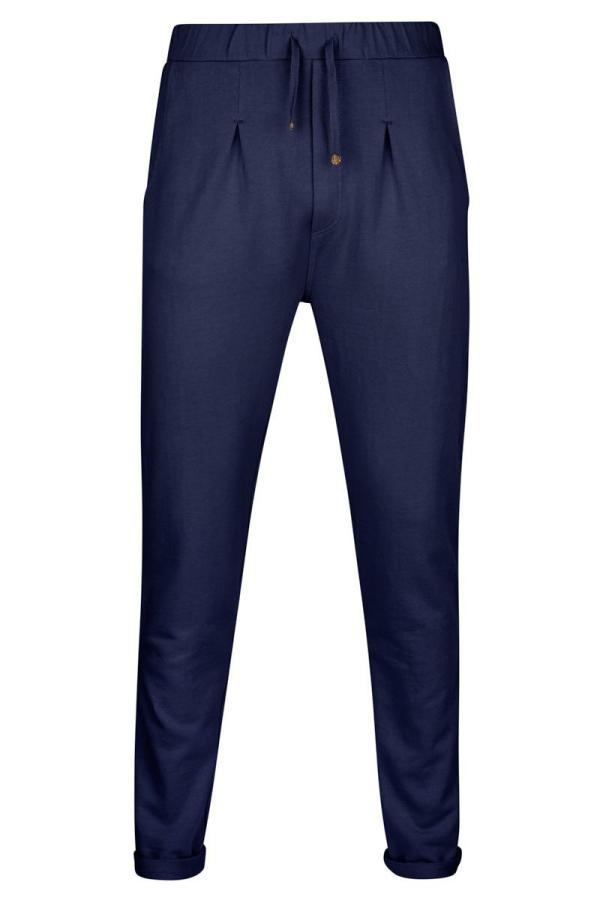 Long Chino Pants Jordi - Blue