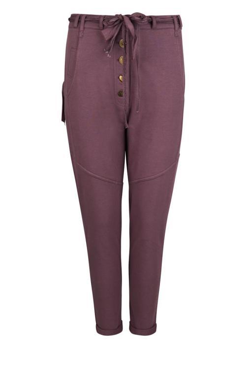Comfy Trousers Tarida - Purple
