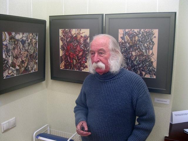 В Турции представят картины украинского художника Ивана Марчука