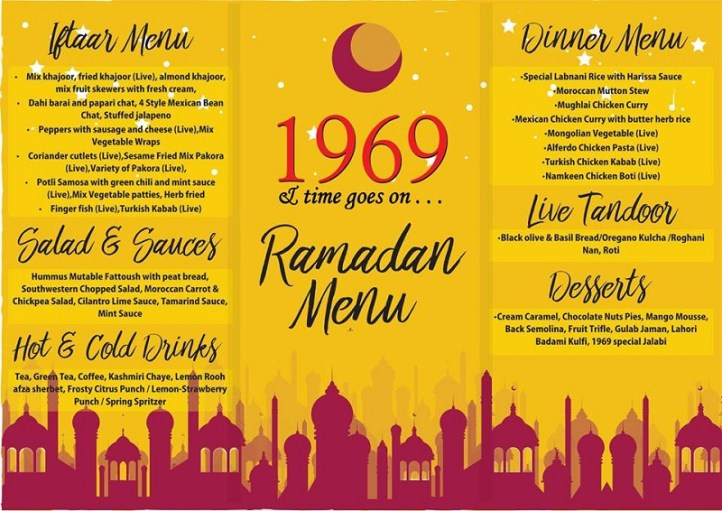 1969 Restaurant Islamabad