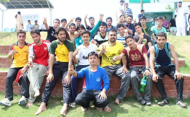 Around 150 youngsters from FATA participated in Youth Sports Gala held at Ayub Park Sports Complex, Rawalpindi by Hashoo Foundation