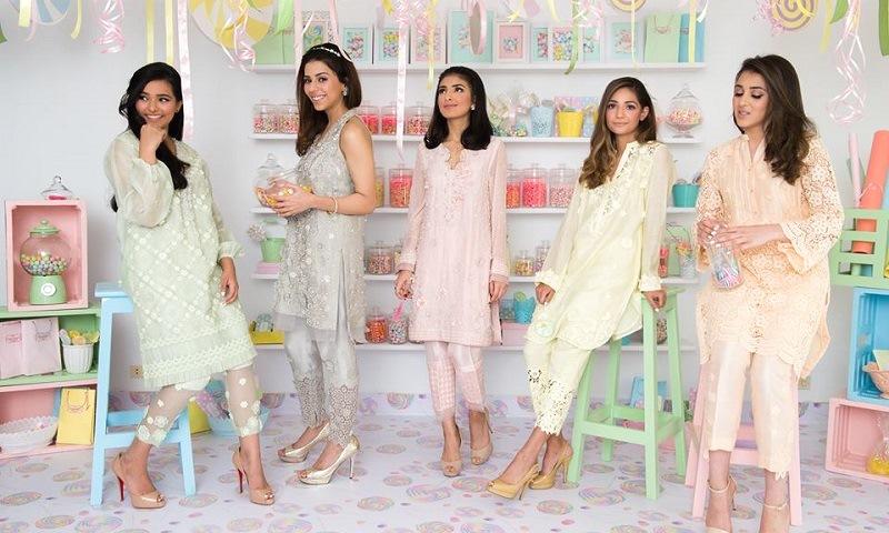 Sugar Rush by Nazli Akbar 2017 Eid collection