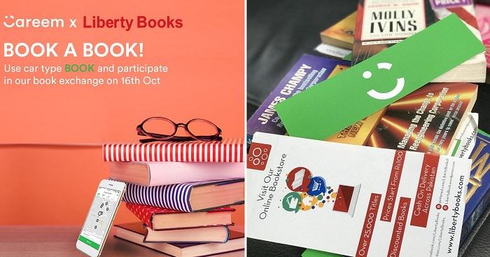 Careem and Liberty Books