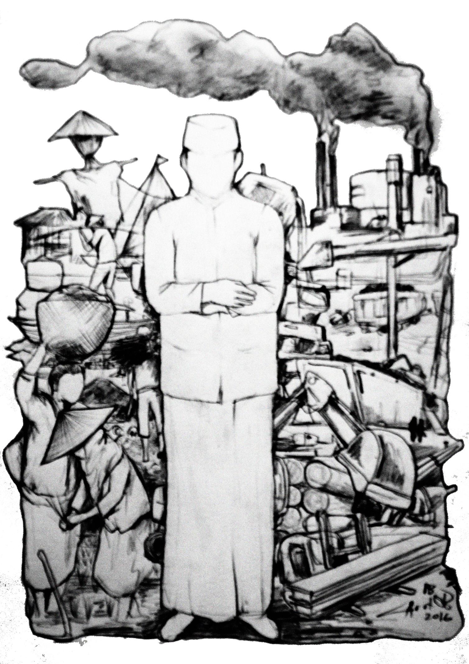 Ilustrasi oleh Arut S. Batan