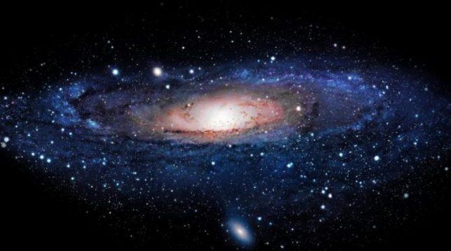 alam semesta menurut islam